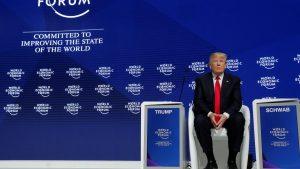 Trump in Davos