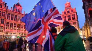 the stagnation of the British economy